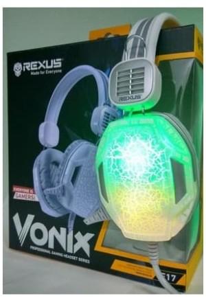 Gaming Headset Rexus F17