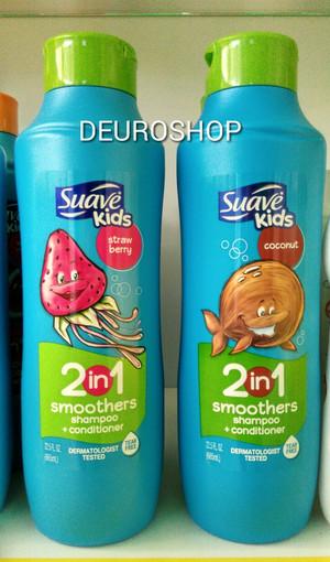 SUAVE KIDS SHAMPOO 2IN1