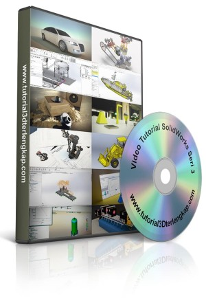Video Tutorial Mastering SolidWorks 2018 Seri 3