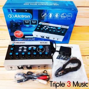 Alctron U16K MK II Soundcard Recording rekaman with efek dsp