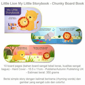 little lion - my little story book