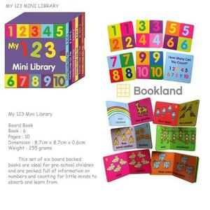 my 123 mini library