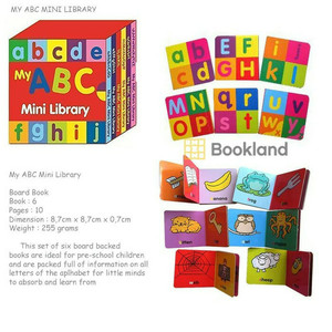 my abc mini library