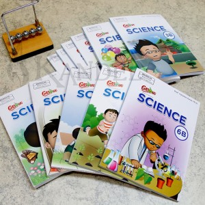 IPA SD - GASING SCIENCE BILINGUAL 1A-6B Prof. Yohanes Surya (12 Buku)