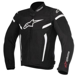 Alpinestar T-GP Plus R V2 Air Jacket - Black White