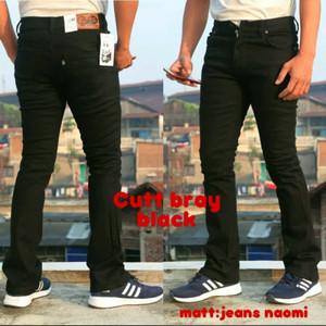 Celana Jeans Cutbray Cowok