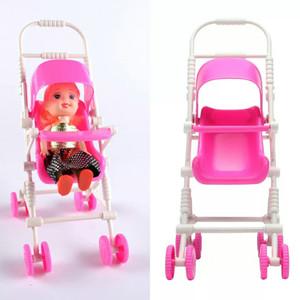 Mainan Stroller Kelly Pink + Boneka Kelly