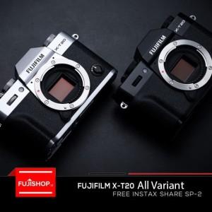 Fujifilm X-T20 All Varian + Instax Share SP2  Fujifilm Indonesia 1th - aaa