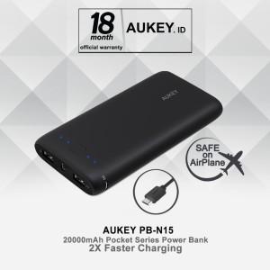 Aukey PB-N15 Pocket 20000mAh Power Bank