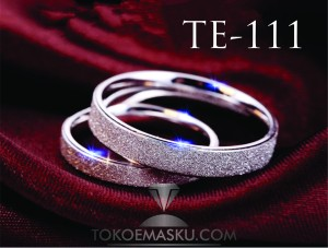 CINCIN KAWIN TUNANGAN COUPLE PALLADIUM TE-111
