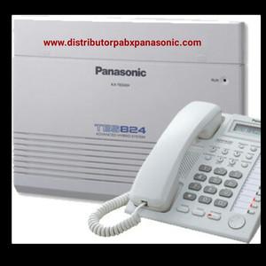 Pabx Panasonic KX-TES 824 kapasitas 8 Line 24 extention