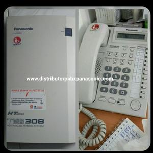 Pabx Panasonic KX -TEB308