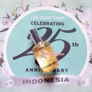 Parfum The BodyShop Vanilla EDT 30ml