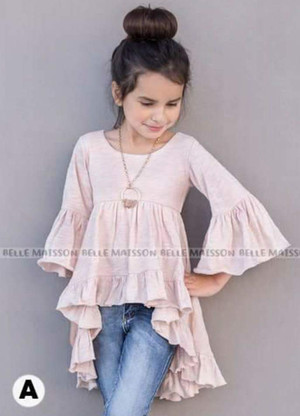 STELAN ANAK BELLEMAISSON LAYER PINK
