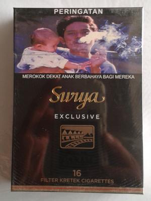 Rokok Surya Exclusive 16