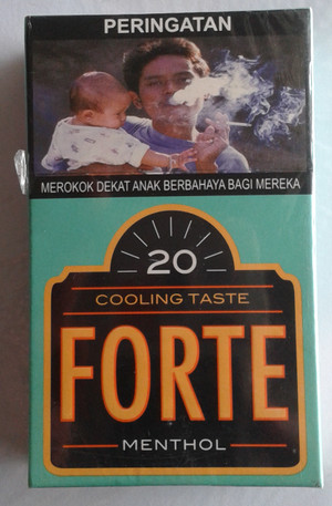 Rokok Forte Menthol 20