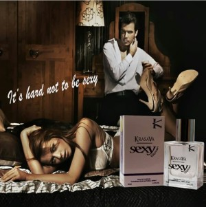 CH 212 SEXY WOMEN Parfum Original KrasaVa EDP 30ml