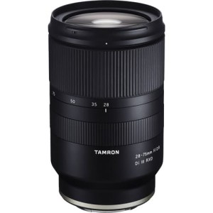 Tamron 28-75mm F / 2.8 Di III RXD for Sony E- mount