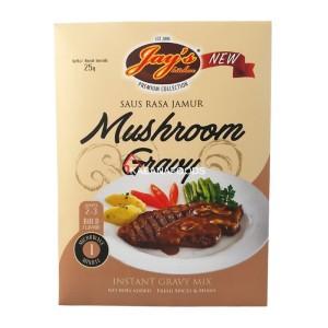 Jays Instant Gravy Gravy Mushroom Gravy Saus Rasa Jamur 25g