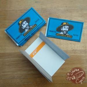 Papir Buffalo Bill Biru Tawar - Cigarette Paper Kertas Linting Rokok