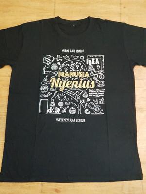 T-Shirt / Kaos Nyenius