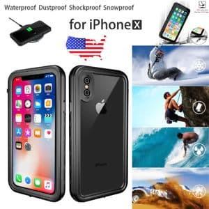 No1 Cover/Case Tahan/Anti Air/Waterproof iPhone XR Redpepper Lifeproof
