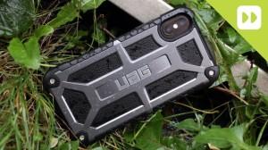 Cover/Case/Casing Tahan Banting Monarch Urban Armor Gear UAG iPhone XR