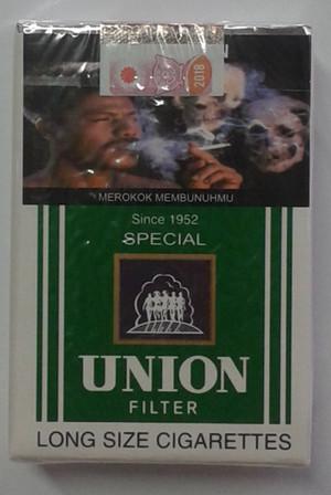Rokok Union Filter