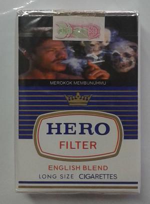 Rokok Hero Filter
