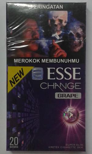 Rokok Esse Change Grape