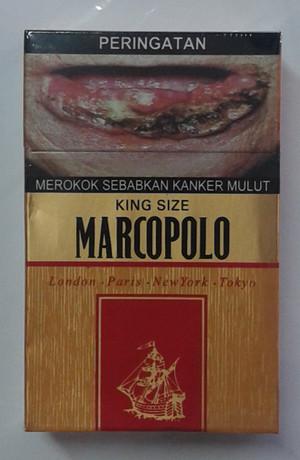 Rokok Marcopolo King Size