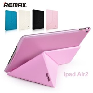 REMAX IPAD Air 2 LEATHER CASE original