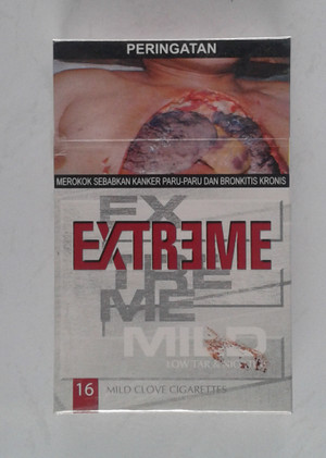 Rokok Extreme Mild 16