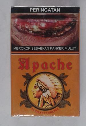 Rokok Apache Kretek 12