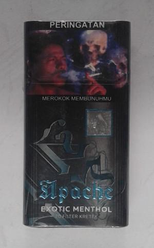 Rokok Apache Exotic Menthol 20
