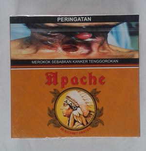 Rokok Apache Kretek 20
