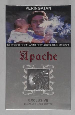 Rokok Apache Exclusive 16