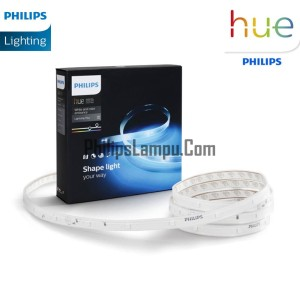 Philips Hue Lightstrip Plus 2 Meter LED CABLE - COLOR WARNA BASE PART