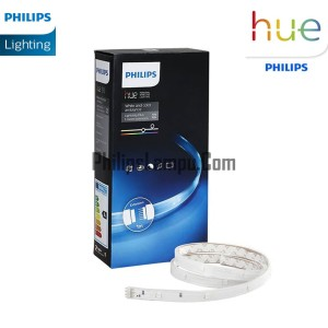 PHILIPS HUE LIGHTSTRIP - 1 METER - LED CABLE - COLOR WARNA (EXTENSION)