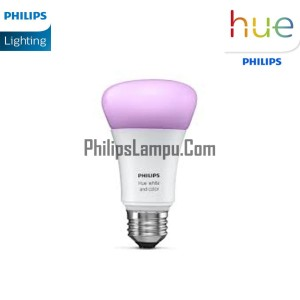 PHILIPS HUE - 1 LAMPU - REFILL / EXTENSION BULB - LAMPU TAMBAHAN E27