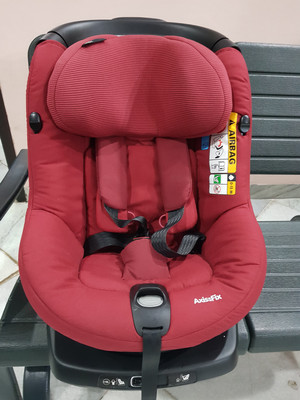 Jual Car Seat Maxi Cosi Axissfix Red Coastabay Tokopedia