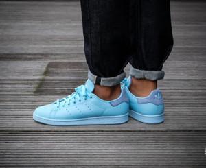 new styles 9cb9c 5ed96 Jual Adidas Stan Smith Ice Blue - Kota Tangerang - ALBAIKKICKS | Tokopedia