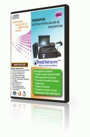 Software Penjualan Toko (Software Full Original, Unlimited Transaksi) Edisi Baru 2012