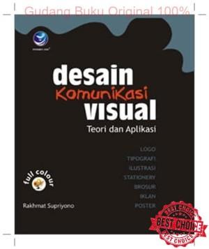 Jual Desain Komunikasi Visual Teori Dan Aplikasi Kota Tangerang Gudang Buku Ori 100 Tokopedia