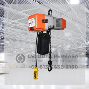 Chain Hoist Type SHH-A-030-1S Merk Superior 3 Ton Heavy Duty Model