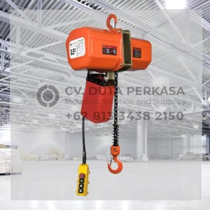 Electric Chain Hoist Type HHXG-A-005-1S Superior 0.5 Ton Standard Duty