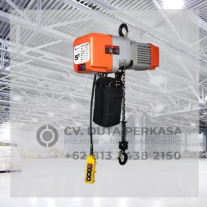 Chain Hoist Type SHH-A-050-2S Merk Superior 5 Ton Heavy Duty Model