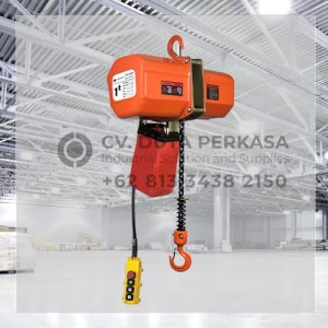 Electric Chain Hoist Type HHXG-A-010-1S Superior 1 Ton Standard Duty