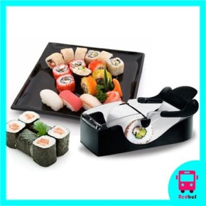 perfect roll sushi maker (alat penggulung sushi roller cetakan bento)