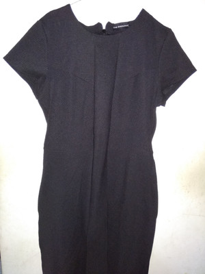 Preloved The Executive ORI Dress selutut size L (Black)